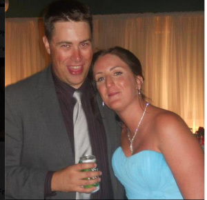 The Happy Couple....10 years, already!